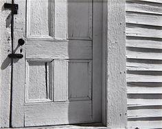 EDWARD WESTON, Church Door, Hornitos