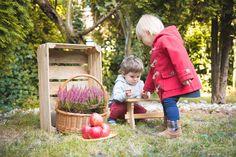 Sesja jesienna dziecka - jak to zrobić?