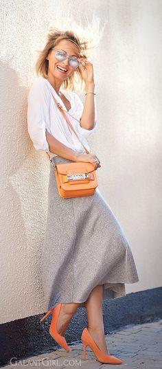 #proenzaSchouler #chic #EffortlessChic #StreetStyle #ootd #outfitInspiration #мода #стиль #лук #образдня #Fashioninspiration #style #casual