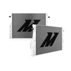 Same Business Day Shipping MISHIMOTO 2008-2010 Ford 6.4L Powerstroke Aluminum Radiator MMRAD-F2D-08V2