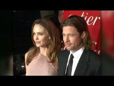 "Angelina Jolie Says She's ""Proud"" of Brad Pitt - YouTube"