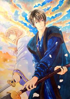 Akatsuki no yona/yona of the dawn Soo won and hak Yona Akatsuki No Yona, Anime Akatsuki, Manga Anime, Anime Art, Me Me Me Anime, Anime Guys, Otaku, Shin Ah, Yume