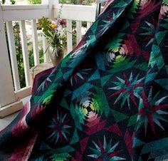 RJR Jinny Beyer Palette New Moon Quilt Kit - None