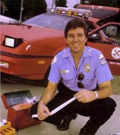 bobby sherman - also became an EMT in 1988