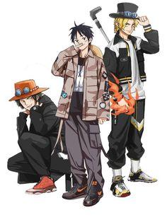 One Piece Ace, One Piece Manga, One Piece Funny, One Piece Comic, One Piece Fanart, Fanarts Anime, Anime Manga, Anime Characters, One Piece Pictures