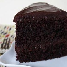 Black Magic Cake | foodraf