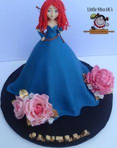 https://flic.kr/p/LDYNsq | merida cake