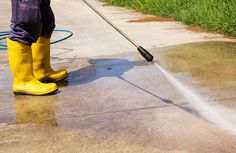 Starting a Pressure Washing Business