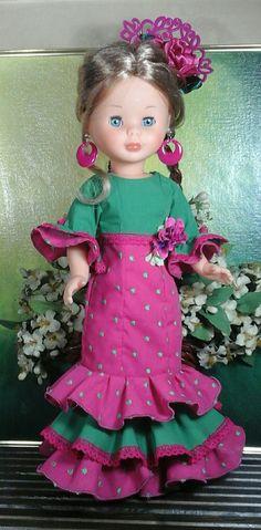 Vestidos Para Nancy de Chus Garcia: Vestido de flamenca