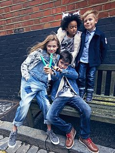 Pepe Jeans #AW14 Kids Campaign