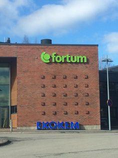 Ekokem => Fortum