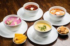 Homemade Detox Soup Recipes