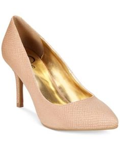 143 Girl Owanda Pumps $24.99 You can't go wrong with the classics. The 143 Girl Owanda pumps by Rampage.