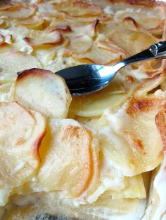 """Scalloped potatoes – gotta love 'em. Potatoes, butter, and milk, baked into a bubbly, golden pan of """"I'll have some more of those potatoes, please"""" – what's not to like? When's the last time you made scalloped potatoes? Last week? Christmas? Never? With Easter on the way, now's the time to brush up your scalloping &"""