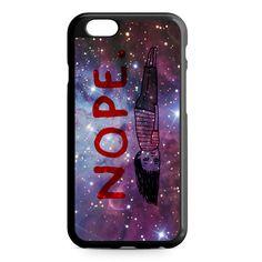 Boy Nope Nebulla iPhone 4/4S/5/5S/5C/6/6S/6+/6S+ Heavy Duty Case
