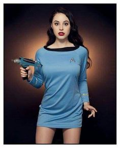 Star Trek: Science Officer Alana Eve