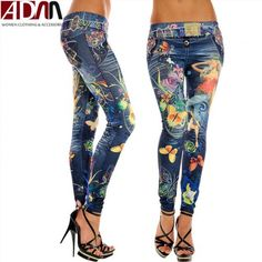 19.99$  Watch here - http://vibdq.justgood.pw/vig/item.php?t=y9ta9je4657 - Women's Jeans, Leggings, ns Elastic Slim Pu pants