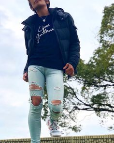 Image may contain: one or more people, people standing, shoes, sky and outdoor Tight Jeans Men, Boys Jeans, Jeans Fit, Ripped Jeans, Crotch Shots, Grunge Guys, Long Black Hair, Cute Jeans, Tights Outfit
