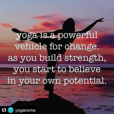 Start a yoga practice today.