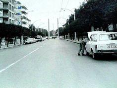 Vasıf Çınar Bulvarı İZMİR 1970 ler Muzaffer ceyhan yerlikaya arşivi