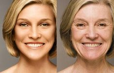 Forever Healthy and Young - Perfection is Never Real: Before and After Photoshop, pictures prove that what the media offers us is literally impossible. Quit beating yourself up for not looking like a model.  Even models don't look like their airbrushed and altered finished portraits!