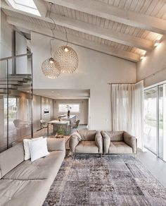 Casa en grises: la calidez no tiene color | Decorar tu casa es facilisimo.com
