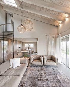 Casa en grises: la calidez no tiene color | Decorar tu casa es facilisimo.com