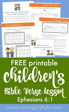 We don't want our kids to just memorize scripture, we want them to really hide it in their hearts and KNOW it! This free study will help.