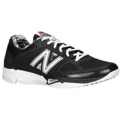 5fbbdc3863 New Balance 4040v2 Turf - Men's - Grey/Black | baseball_gear | Shoes ...