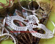 Masque au crochet