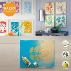 Crea tu propia decoración de tu casa.