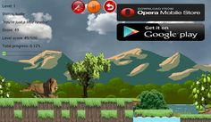 Lion games running game for Android. Hakuna Matata