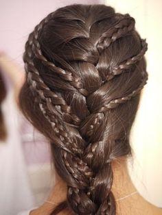 dothraki braids