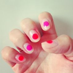 Nail art that doesn't take five hours or make me go blind? I'm in.