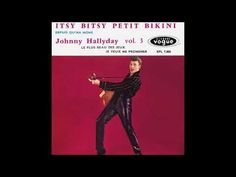 JOHNNY HALLYDAY - ITSY BITSY PETIT BIKINI - YouTube Summer Songs, Summertime, Lyrics, Bikinis, Youtube, Movie Posters, Bikini, Film Poster, Song Lyrics