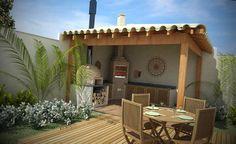 40 Marvelous Guidelines For Deck Design, Garden Design, Wooden Gazebo, Small Pools, Diy Deck, Pool Decks, Terrace Garden, Barbecue, Outdoor Gardens