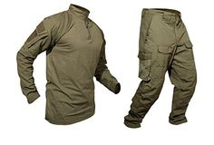 LBX Tactical, Ranger Green Assaulters Uniform (M)