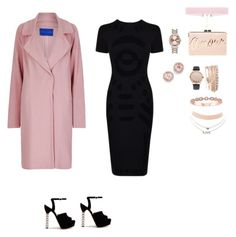 """""""Untitled #102"""" by selise-miles on Polyvore featuring Winser London, McQ by Alexander McQueen, Sophia Webster, Rolex, BCBGMAXAZRIA, Dana Rebecca Designs, Jessica Carlyle and Charlotte Russe"""