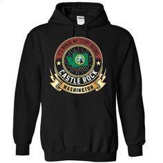 Castle Rock - Washington Is Where My Story Begins - #t shirt designer #vintage t shirt. I WANT THIS => https://www.sunfrog.com/States/Castle-Rock--Washington-Is-Where-My-Story-Begins-9847-Black-Hoodie.html?60505