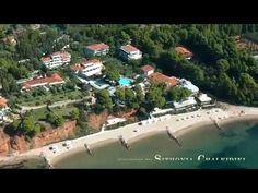 Hôtel avec tennis en Halkidiki Grèce