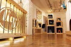Liqui Shop at London Design Festival 2014 by Liqui Studio, UK installation exhibition furniture store