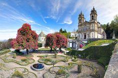 Braga ciudad de #Portugal