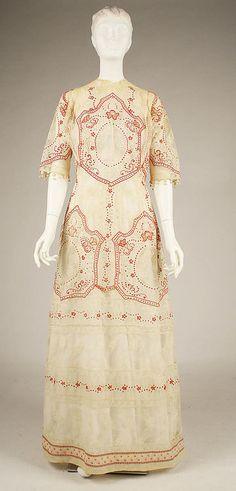 Dress  1910-1911  The Metropolitan Museum of Art