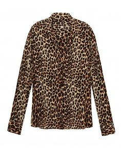 Adalyn Leopard Blouse