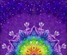 Tam kde bydlí andělé I. Utajený andělský svět je běžně nedostupný našim smyslům... Ztište se a vnímejte, přijímejte, důvěřujte... Obraz působí na celý energetický systém těla. Nejsilnější je působení na oblast třetího oka a korunní čakry. Vhodný k meditaci a koncentračním cvičením, podporuje rozvoj intuice a propojení pravé a levé mozkové hemisféry. ...