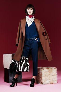 Fendi | Pre-Fall 2013 Collection | Style.com