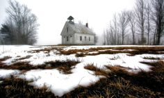 One Room Schoolhouse by T.J. Martin on 500px