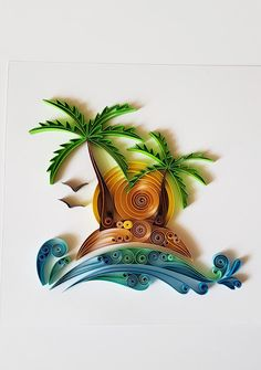 Unusual Framed Wall Art Paper Quilled Flowers Quilling Home Decor Wall Hanging Beautiful Elegant Decoration Colorful Office Decor Neli Quilling, Paper Quilling Cards, Quilling Work, Paper Quilling Patterns, Origami And Quilling, Quilling Jewelry, Quilling Paper Craft, Paper Crafts, Quilling Ideas