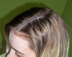 Powrót do naturalnego koloru włosów: miesiąc 11 :) http://roznoscikosmetyczne.blogspot.com/2014/07/diy-rozswietlacz.html