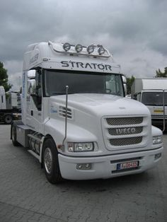 2013 IVECO STRATOR - built in Holland                                                              This is a neet lil truk....